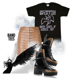 """Wings"" by interesting-times ❤ liked on Polyvore featuring Manokhi and bandtees"