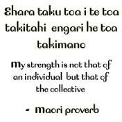 Maori quote my strength does not come from me alone but from many Early Childhood Quotes, Early Childhood Education, Maori Words, Tree Quotes, Maori Art, Leadership Quotes, Work Quotes, Quotes About Strength, Quotable Quotes
