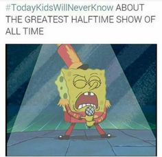 *cough* they play old episodes all the time *cough cough.* they also didn't stop playing the 90's shows until like 2008 *cough cough cough.* Spongebob Memes, Spongebob Squarepants, Old Nickelodeon Shows, Funny Posts, Right In The Childhood, Funny Memes, Funny Quotes, Jokes, Hilarious