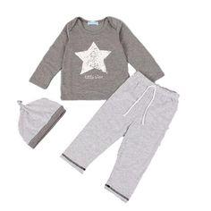 6d388915faad Little Star Clothing Set - Munchkin Spot. Winter Baby ClothesSpring ClothesSpring  OutfitsKids SportsBaby Girl ...