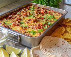 Gladkokkens Tacogryte - Skapt for å deles! Kos, Great Recipes, Dinner Recipes, Dinner Ideas, Cooking Movies, Norwegian Food, Good Food, Yummy Food, Mexican Food Recipes
