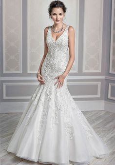 Kenneth Winston 1590 Wedding Dress - The Knot - $2000 to $2500