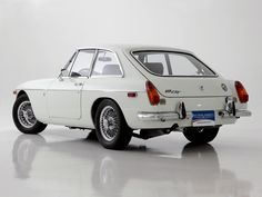 1970-72 MGB GT. used to see one of these parked in neighborhood we drove through every day to school