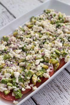 Lunch Snacks, Healthy Snacks, Healthy Recipes, Yummy Recipes, Pasta Salad, Cobb Salad, Feta Salat, Norwegian Food, Norwegian Recipes