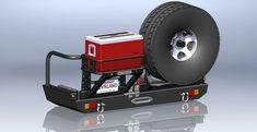 DIY rear bumper build