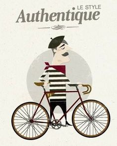 Authentic bike