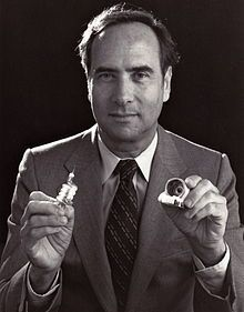 Theodore Maiman was born in Los Angeles in 1927. Maiman made the first laser (Light Amplification by Stimulated Emission of Radiation).