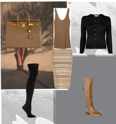 Designer Clothes, Shoes & Bags for Women Gray, Shoe Bag, Polyvore, Stuff To Buy, Accessories, Shopping, Collection, Shoes, Design