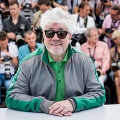 FILE Spanish film director Pedro Almodovar will chair the 2017 Cannes Film Festival jury (298028)