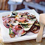 Italian Grilled Zucchini and Red Onion Recipe | MyRecipes.com