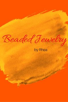 All about Beaded Jewelry pins from all across the web and Pinterest all about Beaded Jewelry.