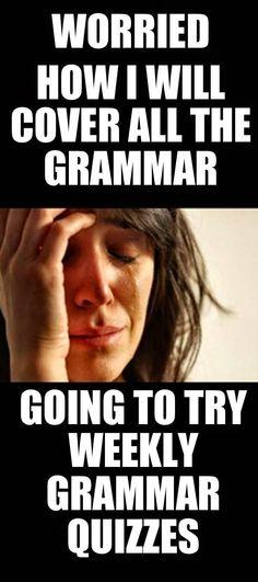 Faulkner's Fast Five: Tips for Covering Grammar