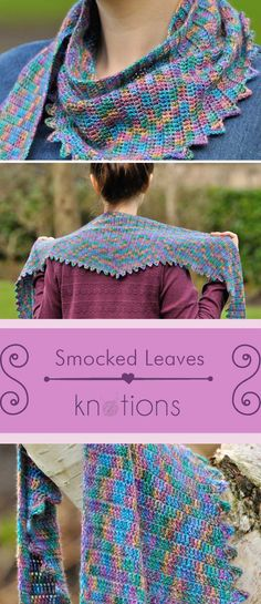 Free crochet pattern for a wide, narrow shawl - perfect for warmer weather or that great skein of yarn you don't know what to make with it!