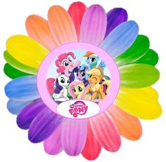 Free My Little Pony Party Ideas - Creative Printables