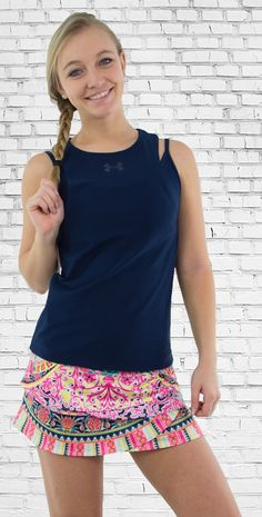 huge discount 34d84 18173 Lucky In Love Core Group   Women s Tennis Apparel 🎾 · Under Armour TanksMidwest  SportsLucky In LoveTennis ClothesActivewearPairs