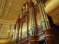 cavaillé Coll organ concertgebouw