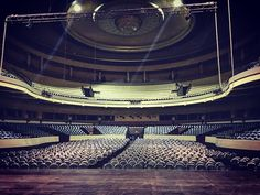 Yesterday I was on this stage preparing some new projects... Soon COLISEU do Porto  by maxmomentum