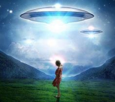The Hybrid Children community believe that at some point, an alien race called Zeta Reticuli came down, impregnated them and harvested the eggs before leaving.