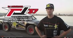Check out the new RJ37 6-part video series which is two years of documenting RJ Anderson and his RJ37 race program. You'll learn about his humble beginnings and get a rare glimpse into the history of the young, off-road racing champion. From his early years as a Trophy Kart racer to his amazing XP1K viral video performances, Episode 1 brings you inside the making of a champion.