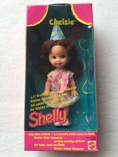 Chelsie, kleine Freundin von Shelly, Neu & OVP in Spielzeug, Puppen & Zubehör, Mode-, Spielpuppen & Zubehör | eBay!