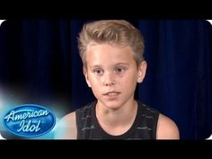 16yr old Kayden Stephenson has CF: Road To Hollywood Interviews - AMERICAN IDOL SEASON 12-2013