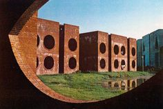 louis-kahn-in-dacca  Domus 548 / July 1975 page details