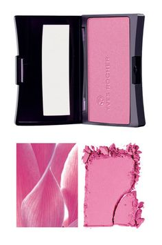 A veil of color thanks to Natural Blush in Pink!  @Yves Rocher USA #GrandRougeMoment  #yvesrocher