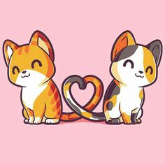 Purrfect T-shirt TeeTurtle together - Art - Cat Drawing Zoo Drawing, Cute Cat Drawing, Cute Animal Drawings, Kawaii Drawings, Cute Drawings, Drawing Animals, Chibi Drawing, Drawing Sketches, Chat Kawaii