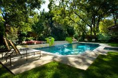 Dallas: Designer, Randy Angell, Pool Environments