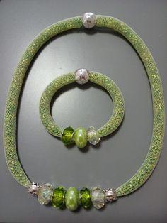 Rete tubolare bijoux