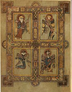 E Book Of Kells ... on Pinterest | Illuminated manuscript, Book of kells and Codex gigas