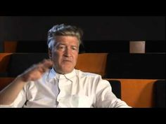 Lost Highway extra, Interview with David Lynch