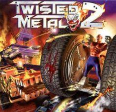 Emularoms: Twisted Metal 2 (BR) [ Ps1 ]