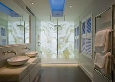 Master Bathroom Onyx shower