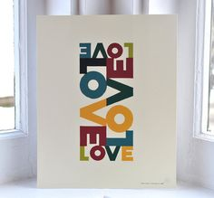 Love Energy Retro Print (8x10 Poster, Wall Decor Art). Love Energy Retro 8x10 by Graphic Artist Alan Claude. Love Energy art print poster - The word Love is applied in the four cardinal directions and is inner connected - it is one. Love is the most powerful source of energy. Dwell in Love and you will be on purpose guiding your thoughts and actions. Love is aware; Love is present, engaging and respectful. Love Energy will inspire and remind yourself to begin your day in the place of…