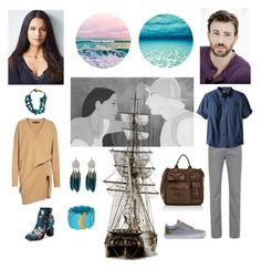 Pocahontas: Tanaya Beatty John: Chris Evans I chose Tanaya as she is a First Nations actress from my hometown (Vancouver) and I think she has the perfect look f. Kenneth Jay Lane, First Nations, Pocahontas, Alexander Wang, Columbia, Vans, Actresses, Polyvore, Fashion