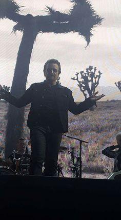 Bono- the joshua tres tour 2017
