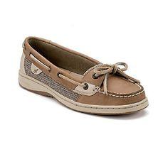 I love my Sperry's. Sperry Women's Angelfish Boat Shoe | Scheels ...... See ally, it IS a boat shoe!