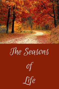 Seasons of Life  #ha