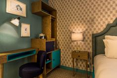 Avoid grimly decorated hotels with our selection of 10 hotels in the Paris Region. They all offer standard rooms for�