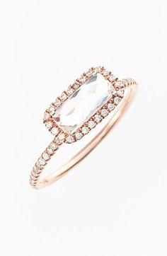 Love this unique ring.