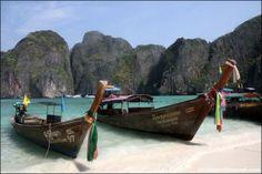 Kho Phi Phi Island.
