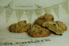 Cookies aux flocons d'avoine - La Cuisine & Caro