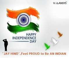 Happy Independence Day...  #India