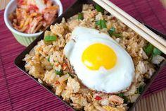 kimchi fried rice by kokocooks, via Flickr