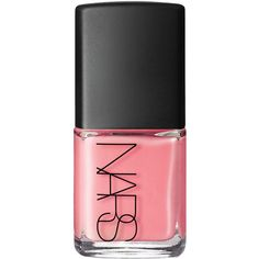 Nars Nail Polish in Trouville Seashell Pink (175 SEK) ❤ liked on Polyvore featuring beauty products, nail care, nail polish, nails, beauty, makeup, fillers and nars cosmetics