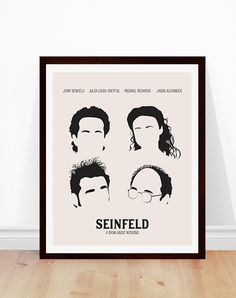 Hey, I found this really awesome Etsy listing at https://www.etsy.com/listing/469963739/seinfeld-print-seinfeld-poster