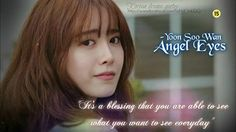 Angel Eyes #Kdrama #quote