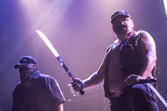 Le machete. @brujeria_oficial. #music #extrememetal #chanca #machete #brujeria #kmasupremiere #cuantoquieresdecoyote #concertphotography #musicphotography #barrio #fuckdonaldtrump by archivo_local