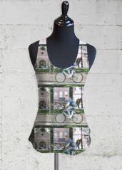 Bad birds boonville top - Printed Racerback Top by Kathy Cornett Missouri, Tank Tops, Prints, Shopping, Beautiful, Design, Women, Fashion, Moda